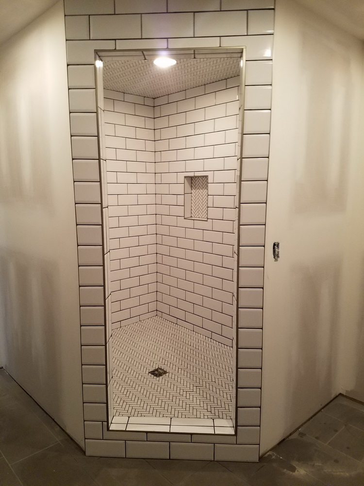 Built-in-showers – Tiles By Angel, LLC