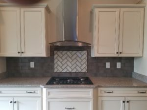 Backsplash Kitchen Installation
